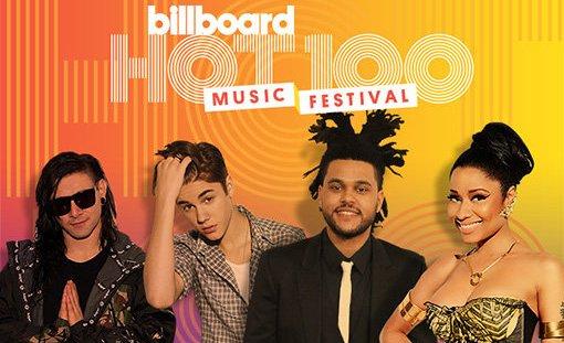 Hot 100 Music Festival