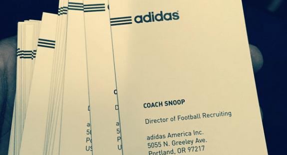 Coach Snoop - Adidas