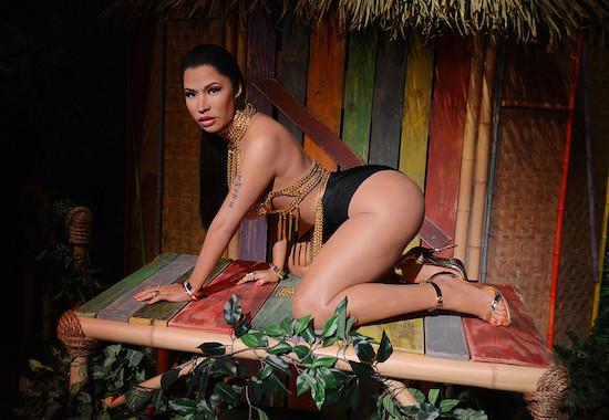 nicki minaj madame tussaud's wax figure to be removed