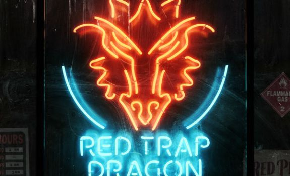 Red Trap Dragon - ILOVEMAKONNEN