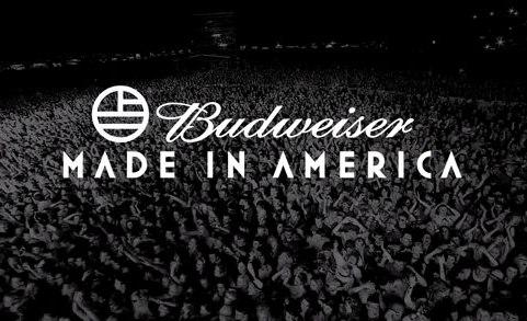 Budweiser Made In America 2017