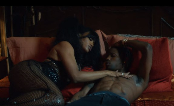 SZA Travis Scott Love Galore Music Video