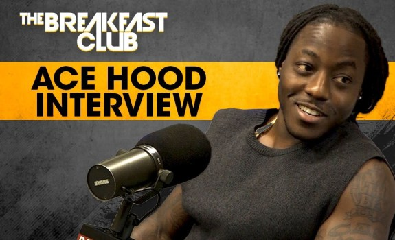 ace hood breakfast club 2017