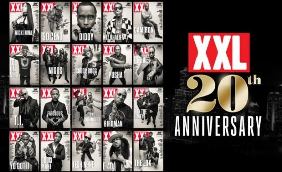 XXL Magazine 20th Anniversary