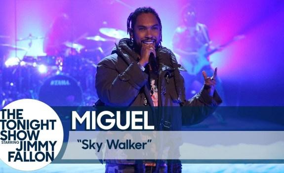 miguel sky walker tonight show