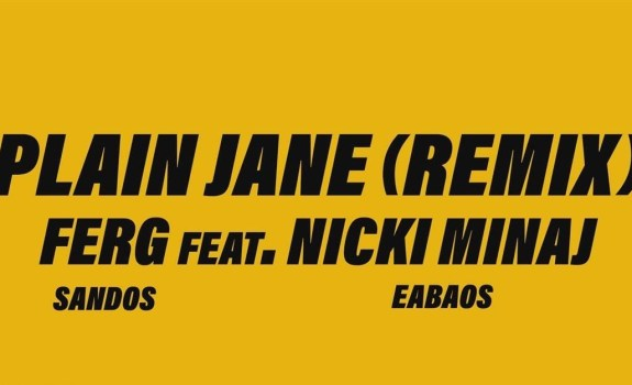 plain jane remix asap ferg nicki minaj