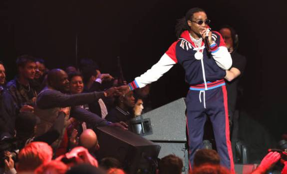 Quavo at TIDAL X: Rolling Stone Live