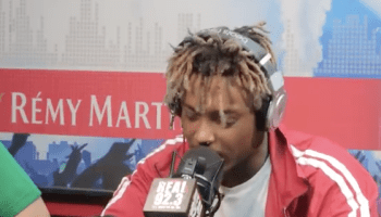 Juice WRLD Doesn't Mind That Sting Gets 90% Of Royalties From