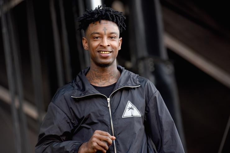21 Savage will Educate & Employ 150 Teens with Campaign Expansion