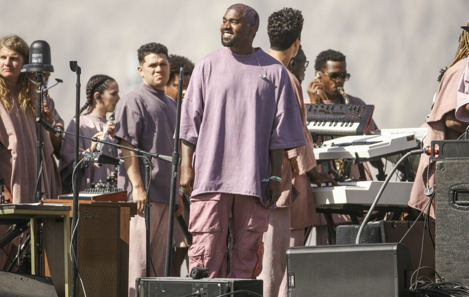"Kanye West's ""Jesus Is King"" Debuts At Over $1 Million At The Box Office"