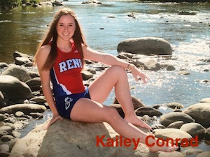 Kailey Conrad Reno High School Cross Country