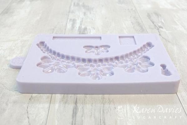 Art Deco Jewels & Pearls Mould