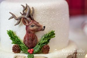 Rustic Stag