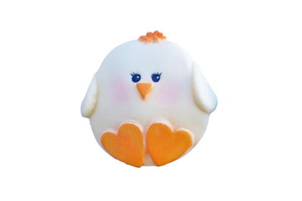 Cupcake Top - Chick Mould