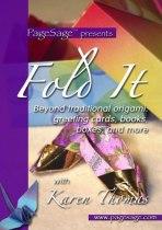 Fold It Dvd with Karen Thomas