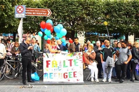 Failte refugees ireland