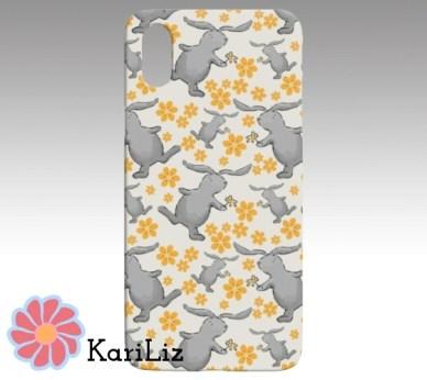 Bunnies phone case