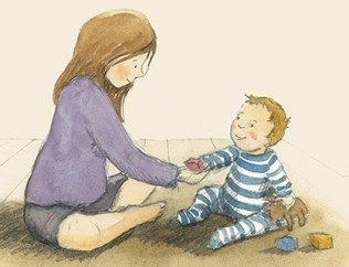 'Even Mummy Cries' by Naomi Hunter, published by Empowering Resources