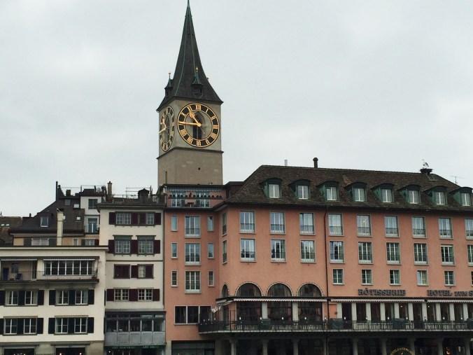 Zurich Clock 2