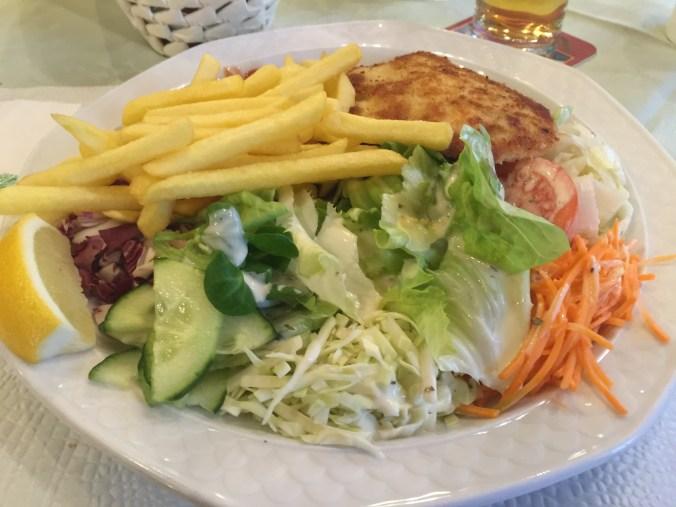 Swiss Chicken Dinner