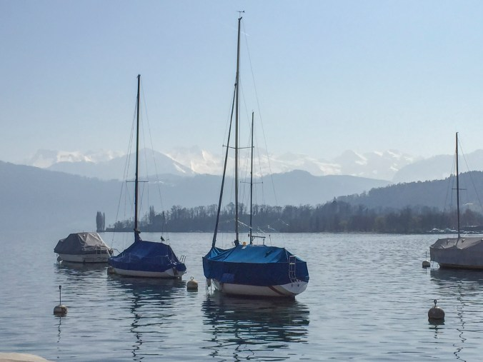 More Boats in Luzern