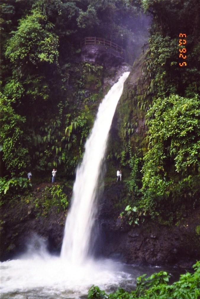 Waterfall in Costa Rica 2
