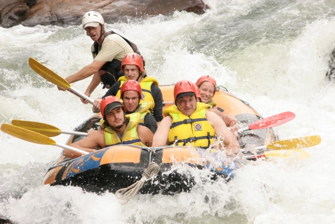 Costa Rica white water rafting (1)