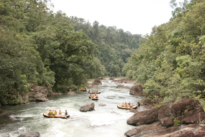 Costa Rica white water rafting (2)