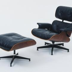 Charles Eames Lounge Chair Wide Rocking Design Trends  Karen Fron Interior Calgary