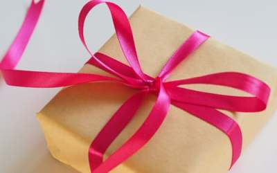 A Gift, Strangely Wrapped