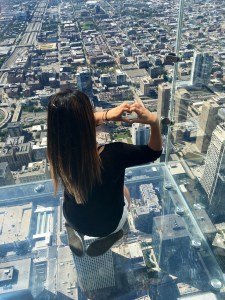 Chicago, Illinois, Midwest, Skyjack, Willis Tower, Sears Tower, Magnificent Mile, shopping, Millennium Park, The Bean, Food, deep dish pizza, Lake Michigan, Chicago River, Navy Pier, Wrigley Field, baseball, Cubs, Wrigleyville