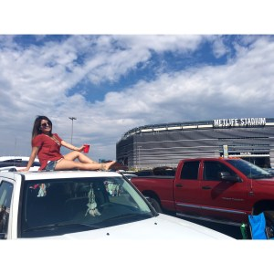 concerts, summer days, New Jersey, Meadowlands, country