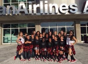 Akademia, Dance, studio, AAA, American Airlines, Miami, Miami Heat, Heat, basketball, game, performance, dancers, performers