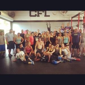 Crossfit, Crossfit Liger, gym, South Florida, Murph, Post, WOD, Holiday, beast