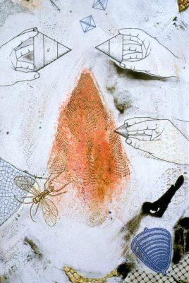 Dexterity, left panel, detail