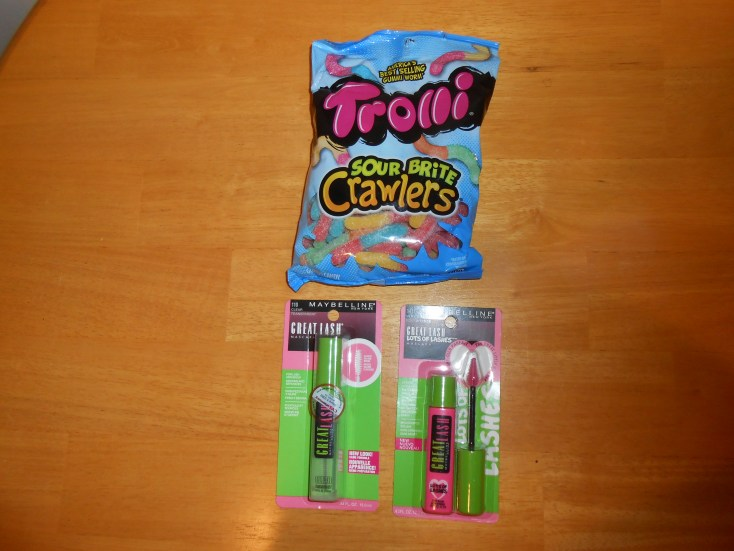 Free Trolli candy and a deal on Maybelline mascara at CVS