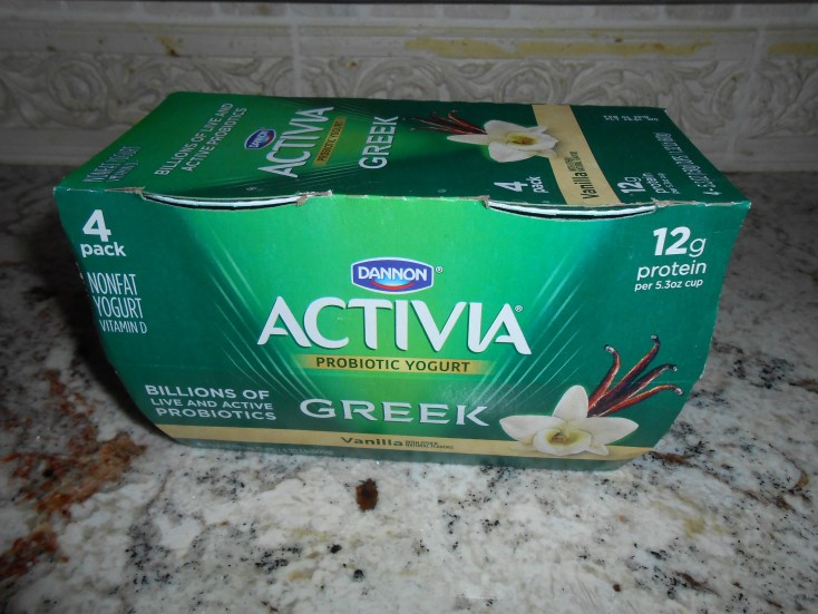 Would you rather pay $3.47 (Walmart), $3.99 (Kroger) or $4.48 Ingles) for this 4 pack of Activia
