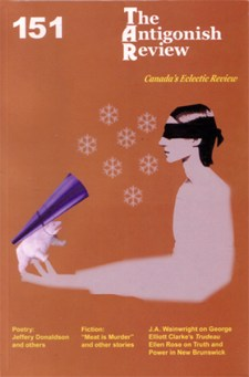 The Antigonish Review, Cover 2007