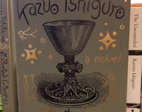 Kazuo Ishiguro's Novel The Buried Giant, Karen Hugg, www.karenhugg.com #writing #KazuoIshiguro #BuriedGiant #books #fantasy #literary