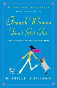 French Women Don't Get Fat by Mireille Guiliano, The Most Insightful Memoirs About Life in France: Part 2, Karen Hugg, https://karenhugg.com/2018/08/30/the-most-insight…in-france-part-2/ #memoir #books #France #Paris #lifestyle #mireilleguiliano