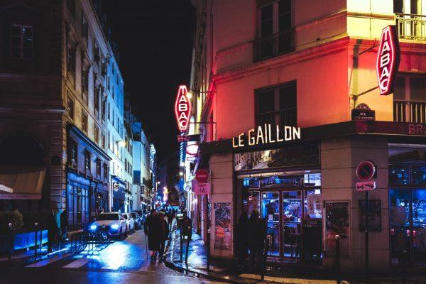 Paris in a Technicolor Dream - Paris at Night, Karen Hugg, https://karenhugg.com/2018/09/19/paris-at-night #Paris #France #photos #SaadSharif