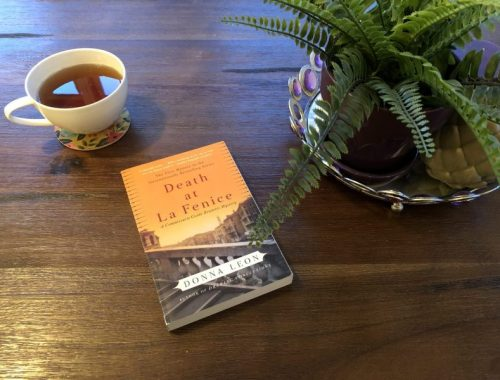 Death at La Fenice novel, Donna Leon, Karen Hugg, www.karenhugg.com #novel #books #DonnaLeon #policeprocedurals #mystery