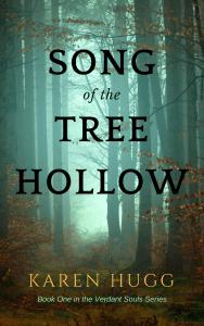 Song of the Tree Hollow Book, Karen Hugg, https://www.amazon.com/Song-Tree-Hollow-Verdant-Souls-ebook/dp/B07KBVWVWP #book #novel #mystery #Seattle #tree #plantwhisperer