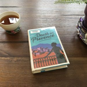 Death in Provence, A Fun Mystery Romp in France, Karen Hugg, https://karenhugg.com/2018/09/12/death-in-provence/ #DeborahLawrenson #DeathinProvence #mysteries #books #SerenaKent #Provence #France #bookreview