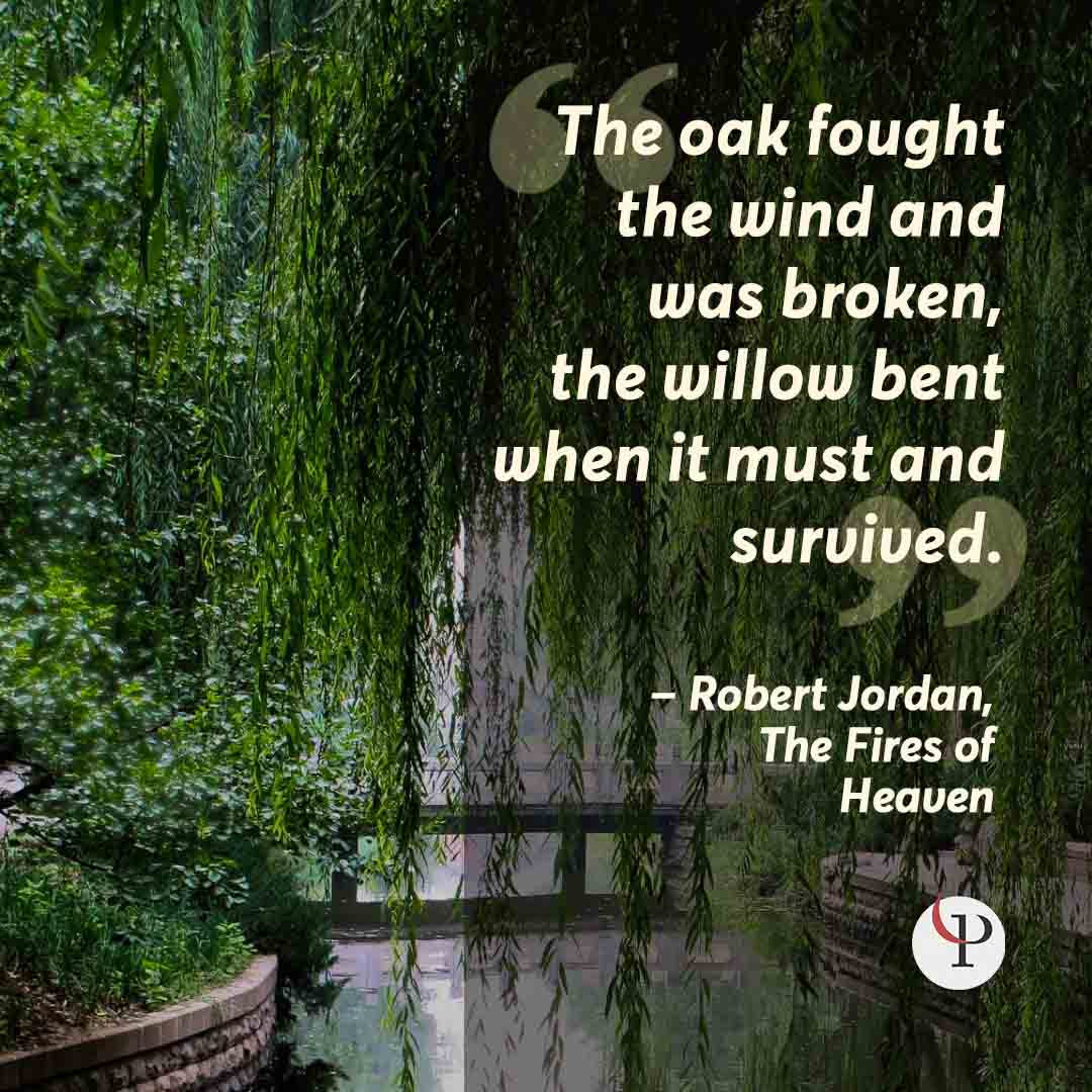 Robert Jordan Quote, How to Bend and Be Resilient, Karen Hugg, https://karenhugg.com/2019/06/16/how-to-bend-and-be-resilient/ #quotes #RobertJordan #resilient #resilience #inspiration