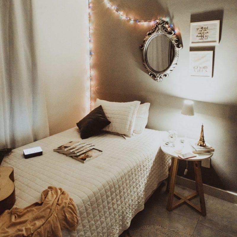 Teen Bedroom, A Mom's Diary During Covid-19: My Daughter Has a Flu, Karen Hugg, https://karenhugg.com/2020/03/15/covid-19-daughter-has-a-flu/ #Covid-19 #coronavirus #Seattle #Washingtonstate #quarantine #outbreak #mom #diary #momlife #dealingwithcovid #home