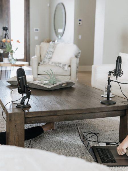Podcasts, Karen Hugg, www.karenhugg.com