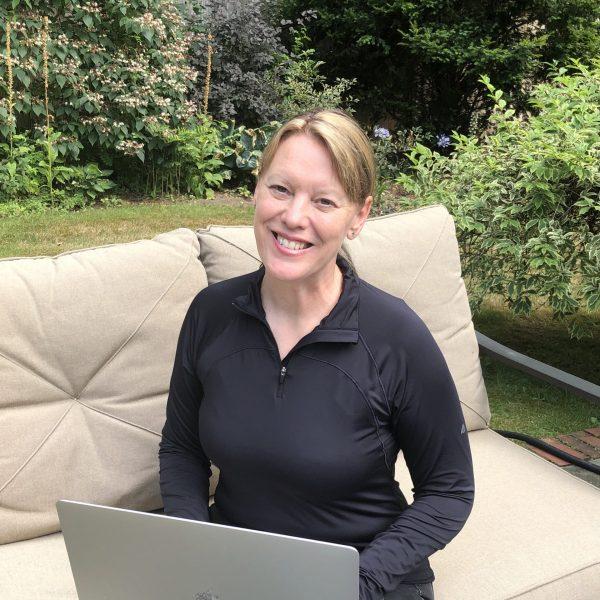 Karen Hugg, author