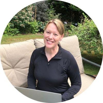 Karen Hugg, circle frame, http://www.karenhugg.com, #books #plants #fiction, #nonfiction, #thrillers, #mysteries, #gardening, #happiness, #stress, #stressrelief