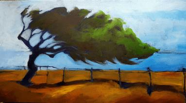 In the Wind, Karen Huss